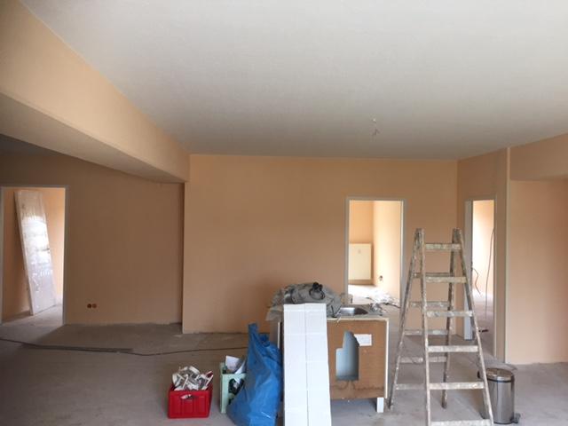 Farbe an den Wänden - Conrad Lebenshilfe UG